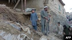 Руйнування внаслідок землетрусу в Пакистані, 26 жовтня 2015 року
