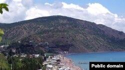 Кара диңгез буйлары, Кырым