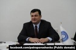 Міністр охорони здоров'я Олександр Квіташвілі