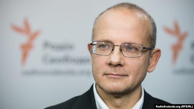 Андреас Умланд, німецький політичний експерт