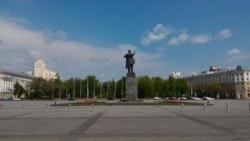 Далеко от Москвы. Воронеж. Антология повседневности