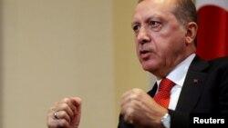 Turska u ofanzivu u Raki ali pod uslovom da kurdski borci ne budu uključeni, poručuje Erdogan