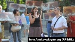 Мария Томак и Игорь Котелянец