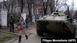 Simferopol, martie 2014