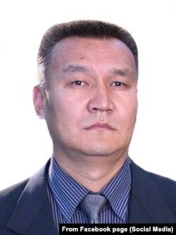 Шамарал Майчиев.