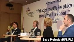 Sa konferencije u Podgorici