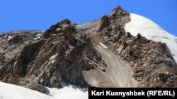 Горы в окрестностях Алматы. Иллюстративное фото.