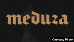 Meduza.io логотипі.