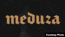 Логотип сайта Meduza.