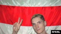 Ihar Koktysh, an opposition activist from Belarus, was arrested in Ukraine