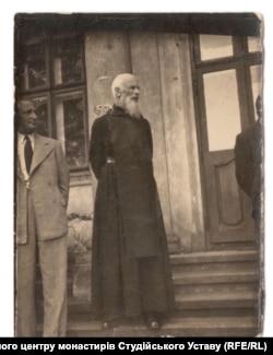 Отець Климентій Шептицький