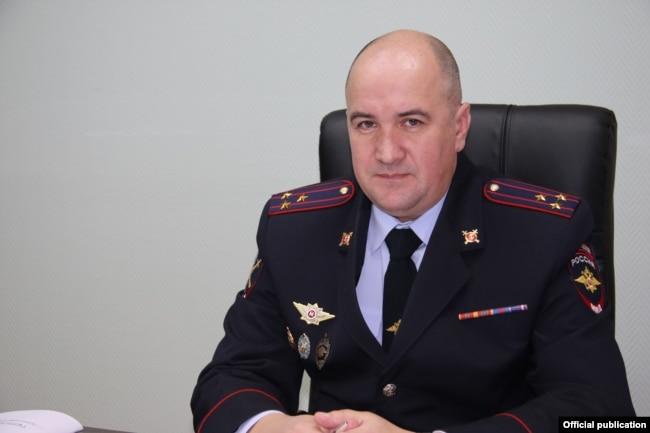 Дмитрий Рябов, со скандалом уволенный в 2015 г. из ОВД Басманного района Москвы, вскоре пошел на повышение в Московской области