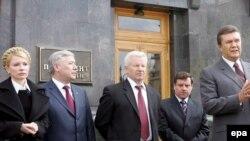 Украинский парламент: когда в товарищах согласья нет