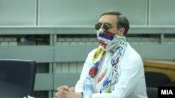 """Обвинетиот Бојан Јовановски - Боки 13 на едно од рочишатата за """"Меѓународен сојуз"""""""
