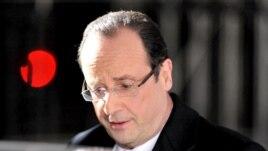Președintele François Hollande