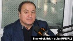 Ишки иштер министринин милдетин аткаруучу болуп дайындалган Мелис Турганбаев