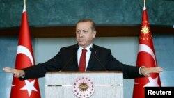 Президент Турции Реджеп Эрдоган.