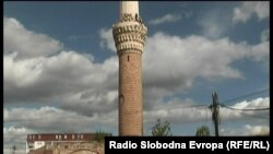 Конечно, реконструција на прилепската Чарши џамија.