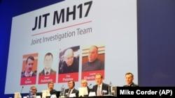 Спільна слідча група у справі збиття літака Малайзійських авіаліній рейсу МН17 оголосила у Нідерландах про підозру чотирьом підозрюваним.19 червня 2019 року