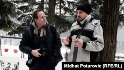 Ponovo zajedno: Bjorn Steinz i Elvis Čaušević