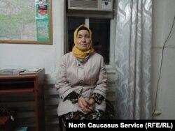Марем Чемурзиева, мать Исмаила