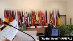 Конференция ОБСЕ в Вене, декабрь 2016 года.