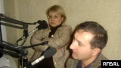 Leyla Yunus və Pərviz Həşimov