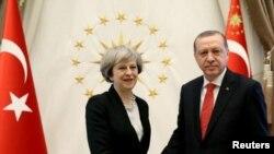 Туркойчоь -- Мэй Тереза а, Эрдоган Реджеп а.