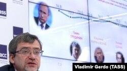 Директор ВЦИОМ Валерий Федоров