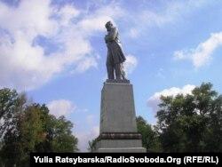 Відновлений пам'ятник