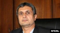 Muhammad Amin Mudaqiq, head of Radio Azadi's Kabul bureau