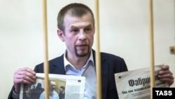Евгений Урлашов на суде