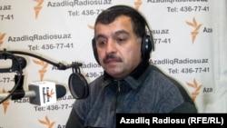 Ehtiyatda olan polkovnik-leytenant, hərbi ekspert Üzeyir Cəfərov