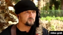 Полковник Гулмурод Халимов, бывший командир ОМОНа МВД Таджикистана.
