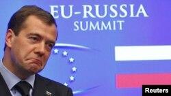 Саммит Россия-ЕС в Брюсселе
