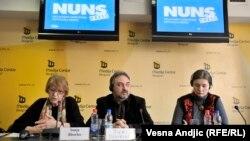 Ruski aktivisti u Beogradu