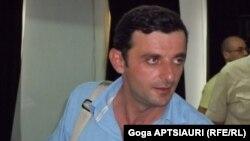 Главный редактор газеты «Чегемская правда» Инал Хашиг