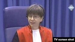 Судија во Меѓународниот суд во Хаг