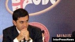 Информацию о возможной отставке Ираклия Окруашвили опубликовала газета Georgian Times