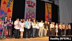 "Татарча ""Шаяннар һәм тапкырлар клубы"" уеннары"