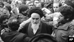 February 1979: Ayatollah Khomeini Returns To Iran From Exile