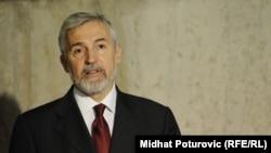 Meho Omerović, poslanik Socijaldemokratske partije Srbije