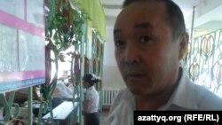 Предприниматель Кайрат Карибаев. Шымкент, 12 сентября 2014 года.