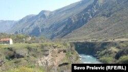 Mali i Zi - Kanjoni Moraça