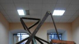 Cкульптура Кришталь (фото Юрія Сулими)