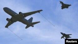 SAD su najavile ograničenja za rusku vojnu avioflotu od 1. januara: NATO avioni, ilustrativna fotografija