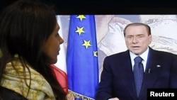 Silvio Berlusconi...