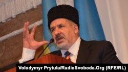 Новий голова Меджлісу кримськотатарського народу Рефат Чубаров
