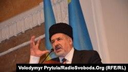 Рефат Чубаров, глава меджлиса крымских татар.