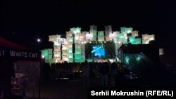 Сцена Koktebel Jazz Festival у Чорноморську